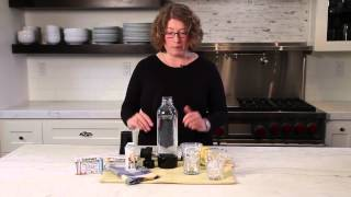 Compact Sparkling Beverage Maker –  Powered by SodaSparkle™ Demo Video Icon