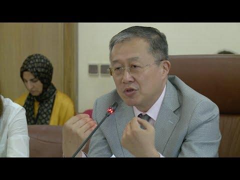 Maroc-Chine : réception du projet de cartographie géochimique dans l'Anti-Atlas oriental