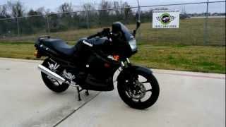 8. 2006 Kawasaki Ninja 250R Ebony