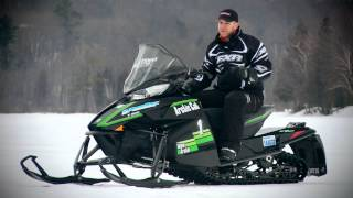 5. SLED TEST: 2012 Arctic Cat Procross 800 50th Anniversary Edition
