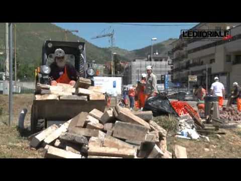 Alpini: come si pulisce una città
