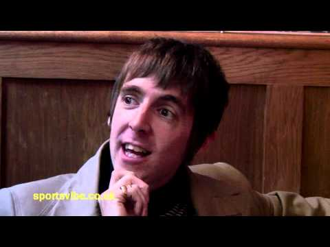 Miles Kane on Music and Wrestling