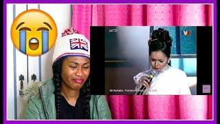 Siti Nurhaliza - Purnama Merindu (1999 LIVE)   Reaction