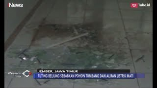 Video Akibat Angin Puting Beliung, Bandara Notohadinegoro, Jember, Rusak - iNews Pagi 17/02 MP3, 3GP, MP4, WEBM, AVI, FLV Februari 2019