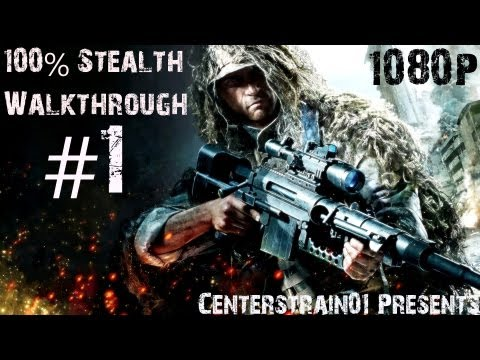 xbox360 - Sniper Ghost Warrior 2 Stealth Walkthrough Part 1 Communication Breakdown (xbox360/1080p) Game: Sniper: Ghost Warrior 2 Genre: Stealth Commentary: Yes Consol...