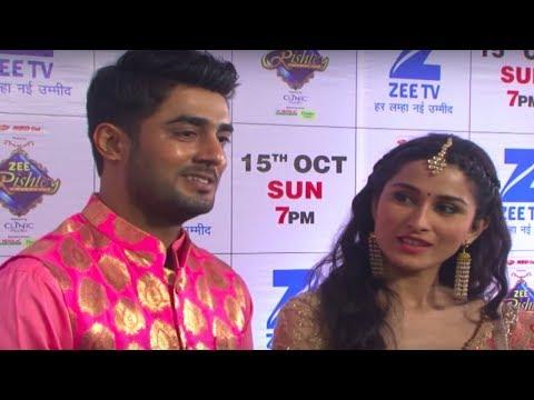 Piya Albela stars Naren & Pooja @ Zee Rishtey Awar