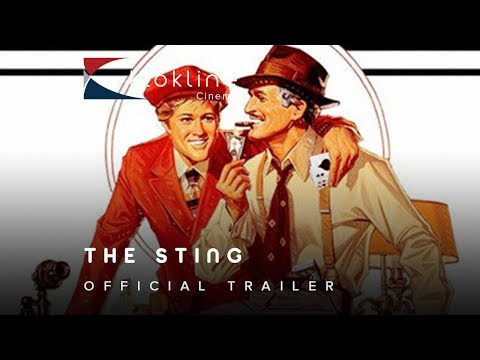 1973 The Sting Official  Trailer 1 Universal Pictures