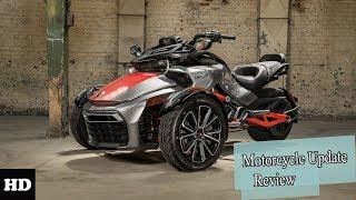 10. Hot News!! 2019 Can Am Spyder F3 FullyModded ND Premium Features Edition First Impression  HD