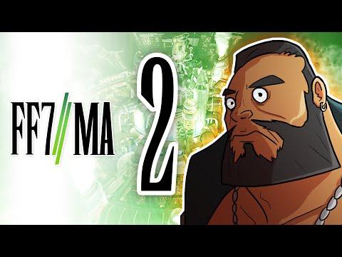 Final Fantasy VII: Machinabridged (FF7:MA) - Ep. 2 - TeamFourStar (видео)