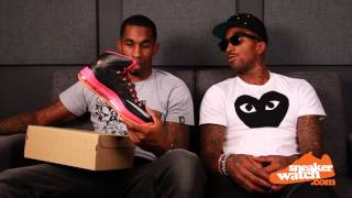 JR Smith Doesn't Approve LeBron's $270 Sneaker