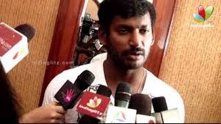 Death threat for Vishal- Police security sought Kollywood News 13/10/2015 Tamil Cinema Online