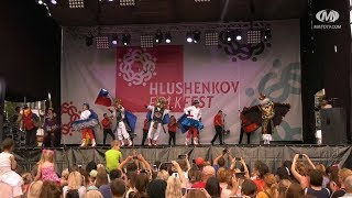 Хмельницький зустрічає фестиваль народного танцю
