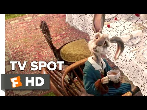 Alice Through the Looking Glass (TV Spot 'Don't Be Late')