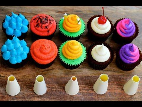 cupcakes multicolore - bellissimi!