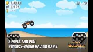 Crazy Wheels: Monster Trucks YouTube video