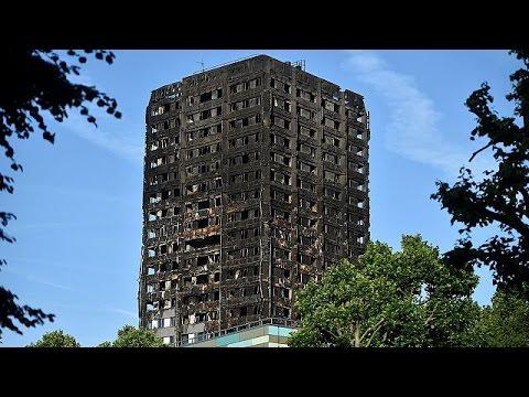 Αυξήθηκε ο αριθμός των νεκρών από τη μεγάλη πυρκαγιά στον «πύργο της κολάσεως» στο Λονδίνο