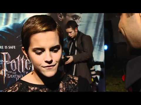 Emma Watson: I needed to feel like myself Video