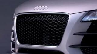 New Audi R8 TDI V12 Concept