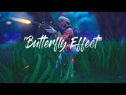 """Butterfly Effect""- Fortnite Montage By NC NItch (Travis Scott) #RedRC"