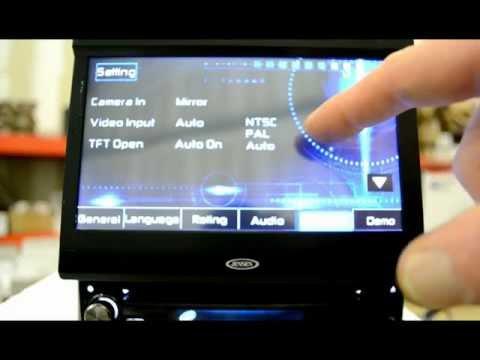 Jensen VM9115 DVD Reciever Review
