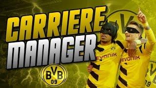 Video FIFA 17 - Carrière Manager BVB #01 LE MUR JAUNE NOUS ATTEND!!! MP3, 3GP, MP4, WEBM, AVI, FLV Mei 2017