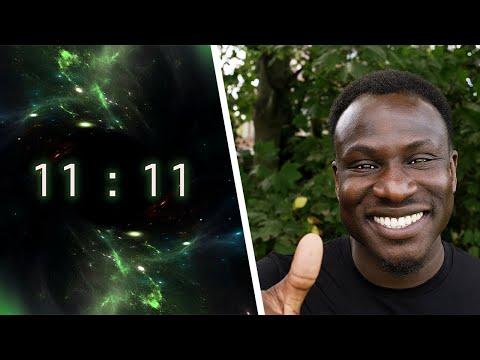 Waarom je steeds 1111, 222, 333, 444, 555, 666, 777, 888, 999 herhalende nummers ziet