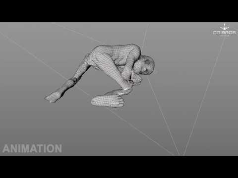 Визуальные эффекты Breakdown