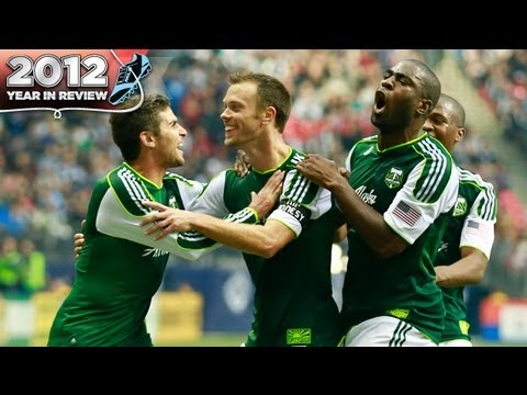 All the Portland Timbers 2012 Goals