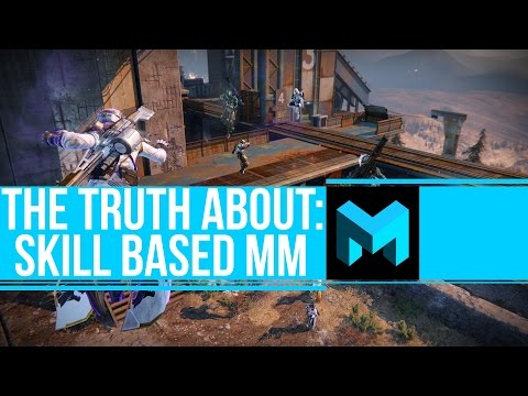 is there skill based matchmaking in destiny Destiny community upset after matchmaking change  there will still be some consideration given  after one day of the current skill-based matchmaking in the.