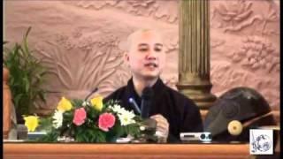Thầy. Thích Pháp Hòa - Học Giới Bồ Tát  phần 3/15
