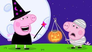 Pocoyo português Brasil - Peppa Pig English Episodes  Pumpkin Competition! Peppa Pig Official