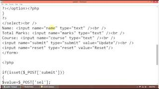 PHP MySQL Tutorial: How To Update Data In MySQL Database Table Using PHP