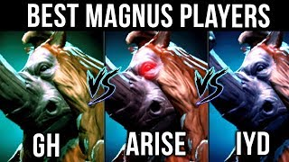 Video Ar1sE- vs gh vs inYourdreaM - Who is your favourite Magnus Player? Dota 2 EPIC Gameplay MP3, 3GP, MP4, WEBM, AVI, FLV Juli 2018
