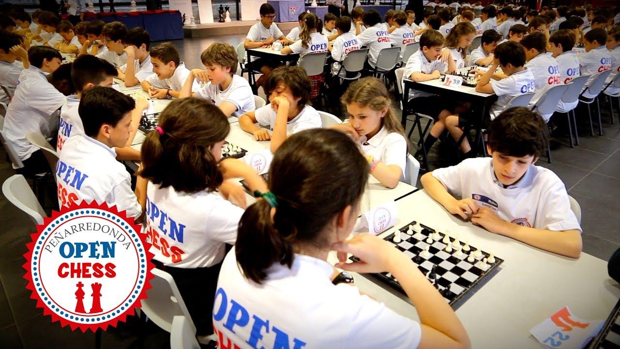 I Open Chess Peñarredonda