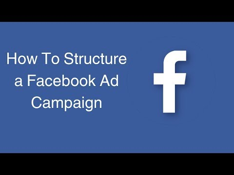 Watch 'How To Structure a Facebook Ad Campaign'