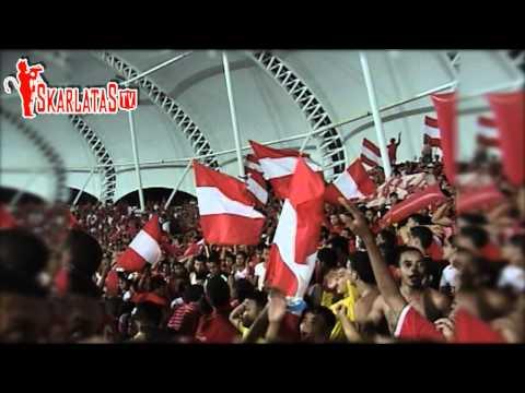 Ya vas a ver una Banda las mas Loca de Todas //  America Vs Junior Skarlatas TV // 25 Sep. 2011 - Baron Rojo Sur - América de Cáli