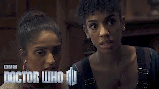 Programme website: http://bbc.in/1UFcb1w Bill and Shireen knock on their friend's door… What happens next would freak anyone out!