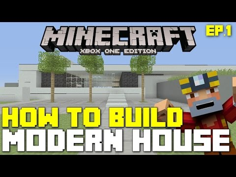 Modern - Check out Part 2: http://youtu.be/7TOmAasxAt8 For this build, I will be using many of the new features of TU19 including stackable snow, coal blocks, stained clay, and more! Subscribe to...