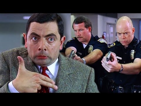 Bean ARRESTED | Bean Movie | Funny Clips | Mr Bean Official