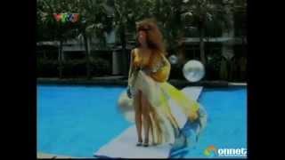 Vietnam Next Top Model 2012 Tập 7 Ngày 30/9 - Phần Thi Catwalk Nâng Cao Dưới Nước