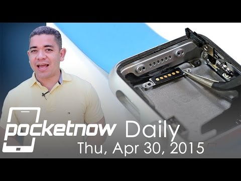 Apple Watch component costs, Project Fi app, HTC Camera & more – Pocketnow Daily