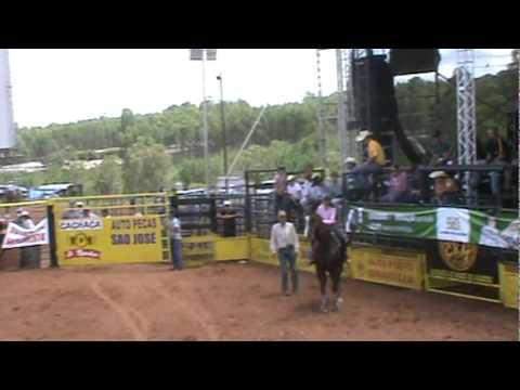 Nicole Yoneda x Dan's Shady - Rodeio em Manduri 2012