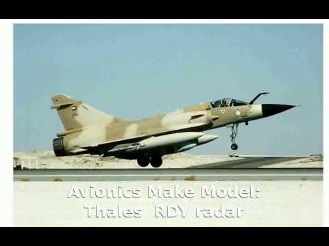 Dassault Mirage 2000-9  Military...