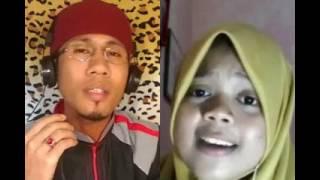 Video Smule Hasbi Santri duet dengan santri wanita merdu Maulaya shalli Wasalim MP3, 3GP, MP4, WEBM, AVI, FLV Juli 2018
