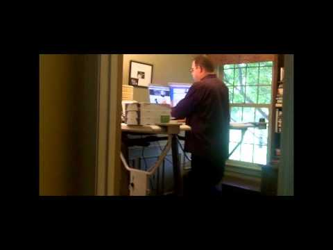 Jay Baer Treadmill Desk | Social Media Strategy