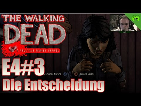 TWD S02E04 # 3 - Die Entscheidung «» Let's Play The Walking Dead Amid the ruins | HD