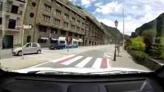 Soldeu Andorra  city images : De Canillo a Soldeu.(andorra) 04-06-16