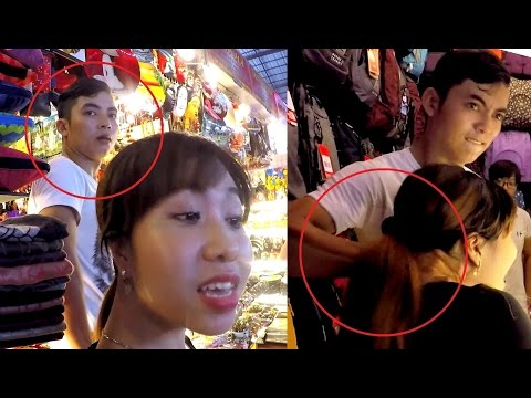 Jealous Vietnamese Co-Worker Beats Girl For Talking To Foreigner