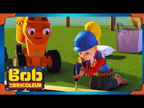 Bob le Bricoleur episode en francais⭐Le brise-roche de Scoup - Briques! ⭐Dessin animé