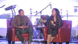 Touré Roberts and Sarah Jakes on Love, Purpose, Relationships and Destiny - YouTube